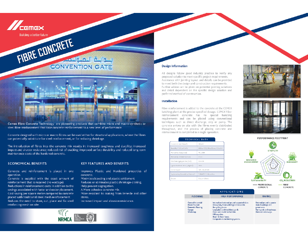 fiber-concrete-artwork pdf | CEMEX UAE